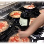 Préparation : notre chef met toute son expérience au service de la cuisine.