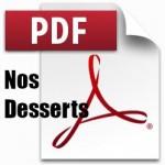La Capricciosa Abruzzese - Nos Desserts
